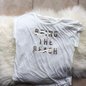Aerie Bring On The Beach Tee